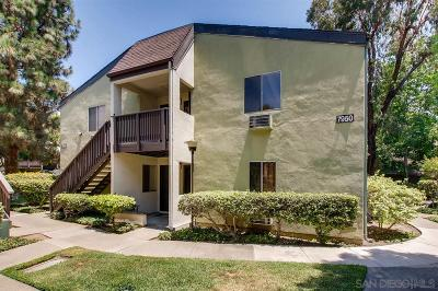 San Diego Attached Pending: 7950 Mission Center Ct #D