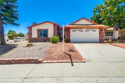 Mira Mesa, Mira Mesa - Canyon Country, Mira Mesa North, Mira Mesa Ridgecrest, Mira Mesa Verde, Mira Mesa Verde 03, Mira Mesa Verde 26 Single Family Home For Sale: 10710 Foxwood Rd