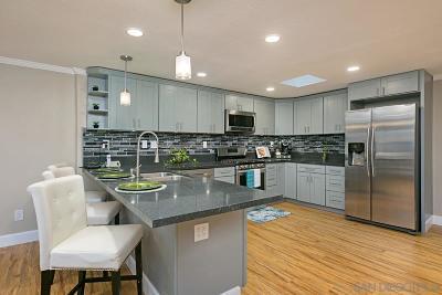 Single Family Home For Sale: 4577 Nido Lane