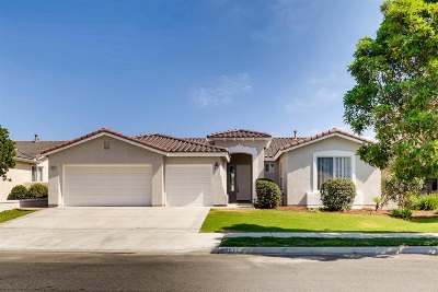 Single Family Home For Sale: 3672 Cypress Rd
