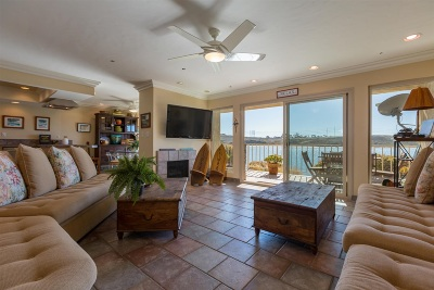 Carlsbad Attached For Sale: 4747 Marina Drive #4