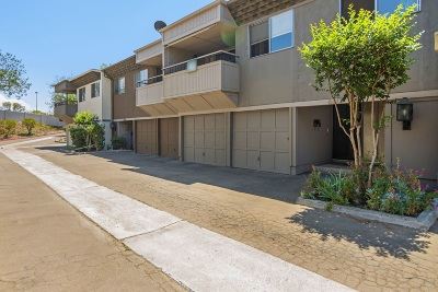 San Diego Attached For Sale: 6373 Caminito Salado
