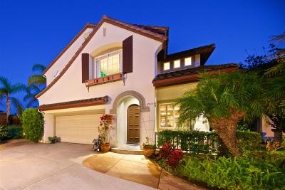 Encinitas Single Family Home For Sale: 1193 Alexandra Lane