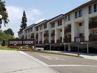San Diego Attached For Sale: 6131- Rancho Mission Road #311