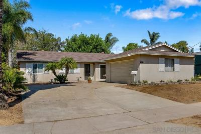 Poway Single Family Home For Sale: 13118 Ridgedale Dr
