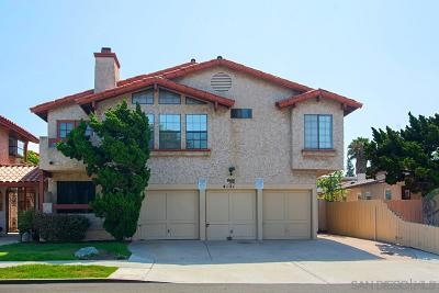 San Diego Attached For Sale: 4151 34th #3