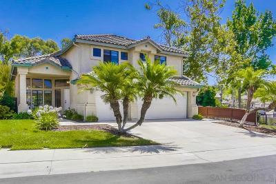 Oceanside Single Family Home Pending: 1312 Via Isidro