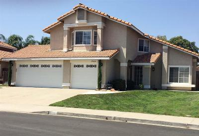 Temecula Single Family Home For Sale: 29648 Amwood Way
