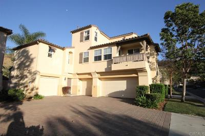 San Marcos Attached For Sale: 979 Pearleaf Court