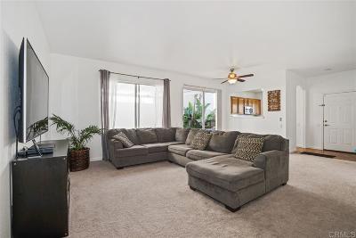 Chula Vista Single Family Home For Sale: 1405 Fieldbrook St