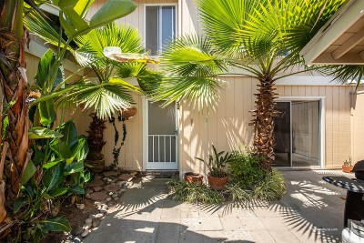 Encinitas Townhouse For Sale: 318 Village Run E