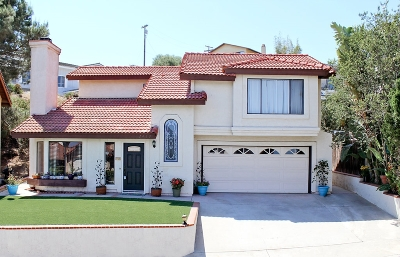 Escondido Single Family Home For Sale: 1463 Timber Gln