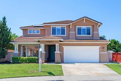 Single Family Home For Sale: 5015 Avocado Park Way