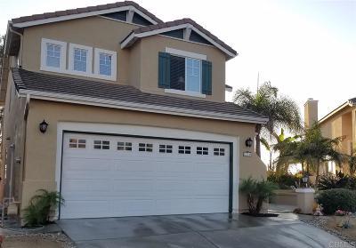 Rancho Del Rey Single Family Home For Sale: Plaza Miraleste
