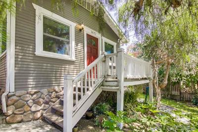 San Diego Single Family Home For Sale: 3670 Collier Ave
