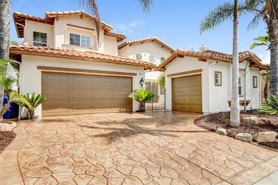 Chula Vista Single Family Home For Sale: 1881 Meeks Bay Dr.