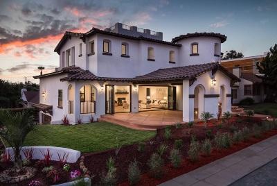 La Jolla Single Family Home For Sale: 1208 Virginia Way
