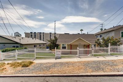 San Diego Multi Family 2-4 For Sale: 3738 Swift Ave #44