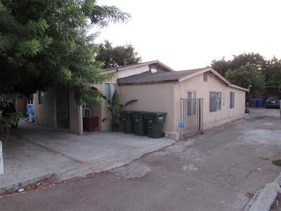 Vista Single Family Home For Sale: 934 N Santa Fe Ave.