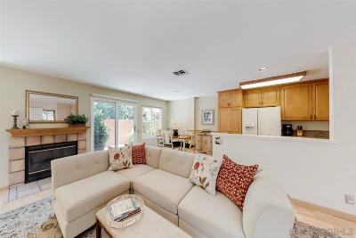 Linda Vista Townhouse For Sale: 7047 Osler Street