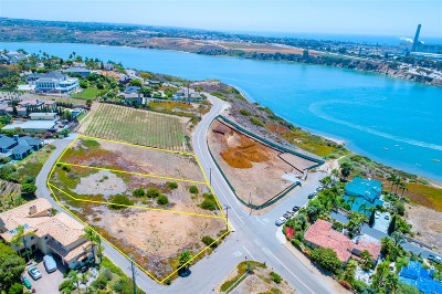 Carlsbad Residential Lots & Land For Sale: Adams St Lot 3 #3