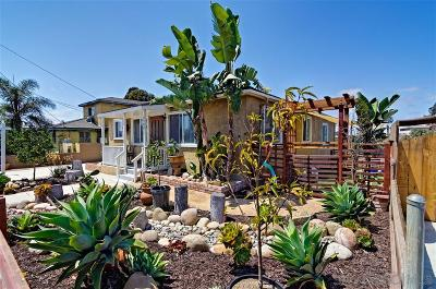 San Diego CA Single Family Home For Sale: $575,000