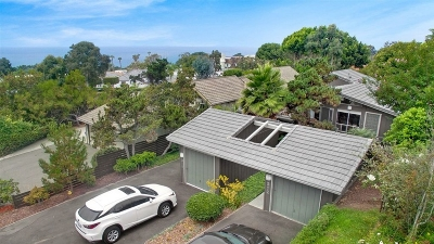 Del Mar Multi Family 2-4 For Sale: 310/312 La Amatista Rd