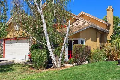 San Marcos Single Family Home Sold: 840 Wild Lilac Cir