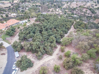 Fallbrook Residential Lots & Land For Sale: 1218 Knoll Park Ln #1