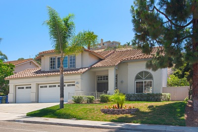 Bonita Single Family Home For Sale: 1592 Country Vistas Ln