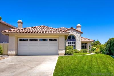 Carlsbad Single Family Home For Sale: 2929 Via Emerado