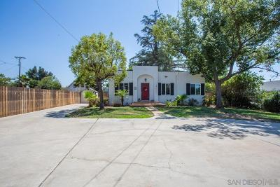 Single Family Home For Sale: 523 Pepper Drive