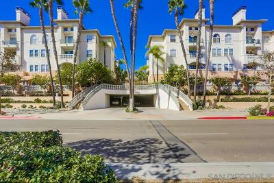San Diego Attached For Sale: Camino De La Reina #1206
