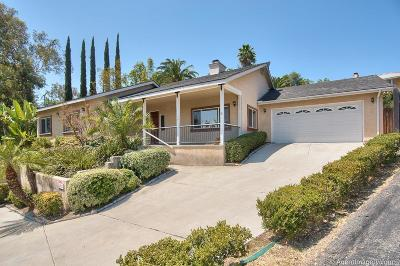 La Mesa Single Family Home For Sale: Normandie Pl