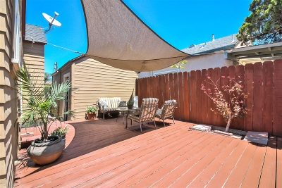 San Diego Single Family Home For Sale: 3403 Meade Avenue