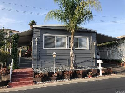 San Marcos Mobile/Manufactured For Sale: 1145 E Barham #242