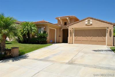 Single Family Home For Sale: 6352 Paseo Cerro