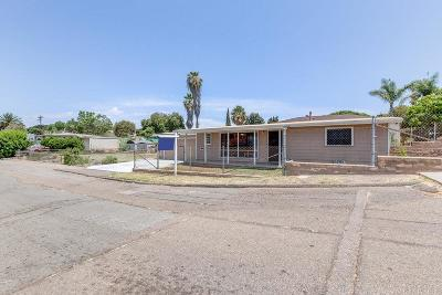 Single Family Home Pending: 7808 Palm St
