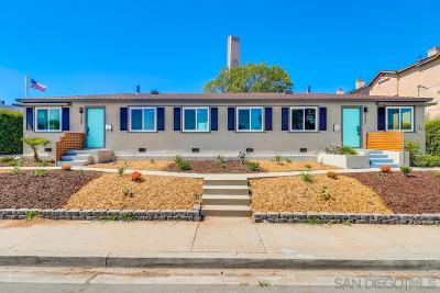 Linda Vista Multi Family 2-4 For Sale: 7262 Hyatt St