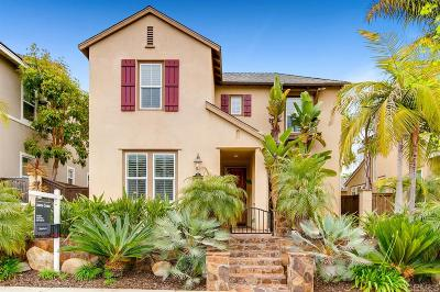 Carlsbad Single Family Home Sold: 6252 Dartington Way