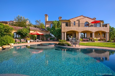 Rancho Santa Fe Single Family Home For Sale: 7756 Camino De Arriba