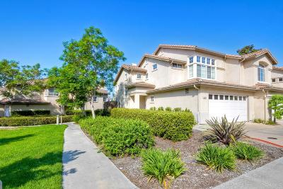Oceanside Attached For Sale: 1260 Natoma Way #A