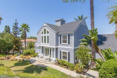 La Costa Meadows Single Family Home Sold: 2712 Cazadero Drive