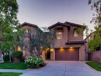 Single Family Home For Sale: 7613 Mona Ln