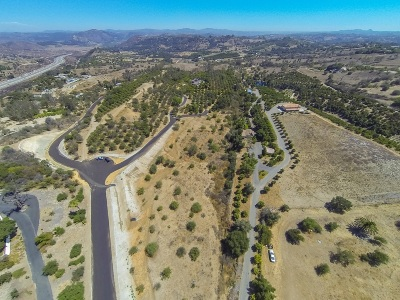 Fallbrook Residential Lots & Land For Sale: Janemar #2