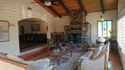 Escondido Single Family Home For Sale: 2740 Felicita Rd