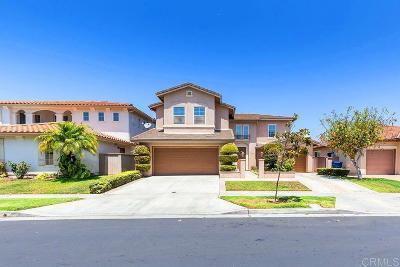 Chula Vista Single Family Home For Sale: 1246 Monte Sereno Ave