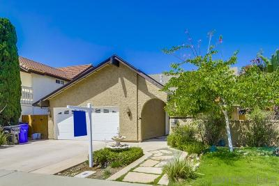Single Family Home For Sale: 11098 Crater Drive