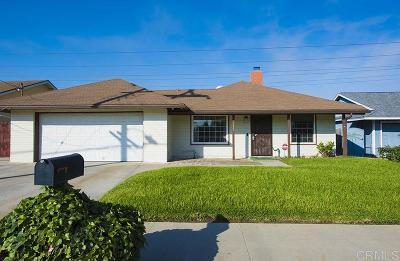 Oceanside Single Family Home For Sale: 133 Fireside St