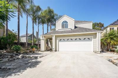 Oceanside Single Family Home For Sale: 1773 Calle Platico